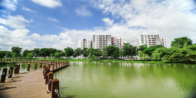 Khu Emerald dự án celadon city - 179003