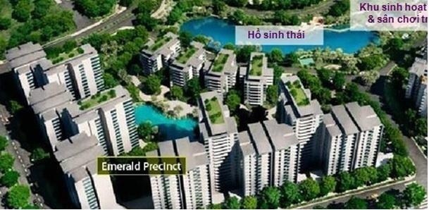 Khu Emerald dự án celadon city - 179008