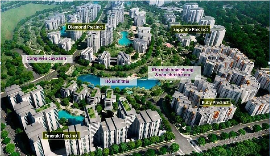 Khu Emerald dự án celadon city - 179007